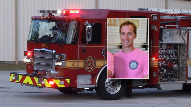 Jacksonville firefighter re-assigned after child abuse arrest