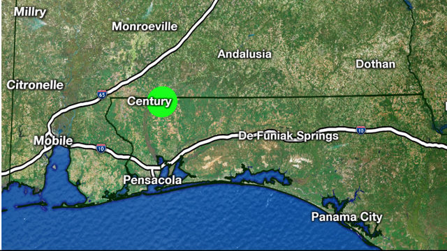 5th earthquake in 3 weeks shakes Alabama-Florida state line