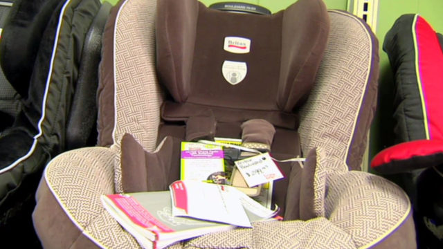 Booster seat bill hits roadblock in Florida House