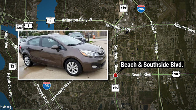 Police search for Kia after bicyclist killed in hit-and-run crash