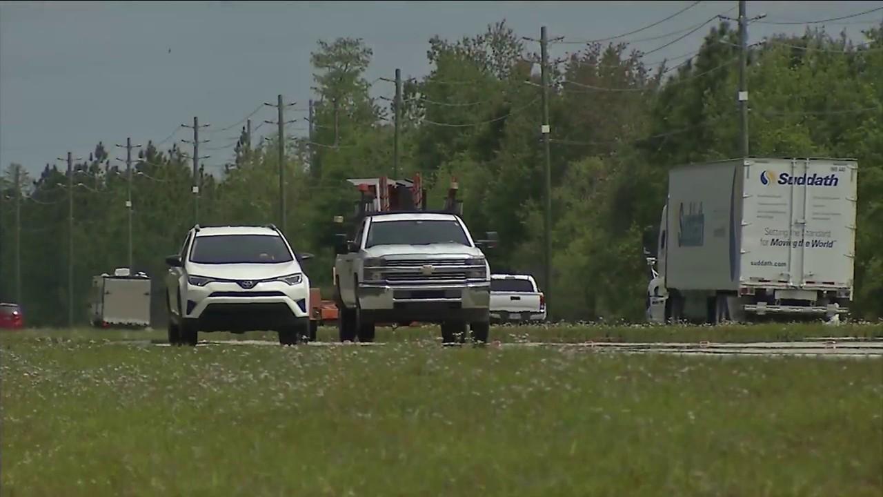 Lawtey man killed in wrong-way crash on US 301