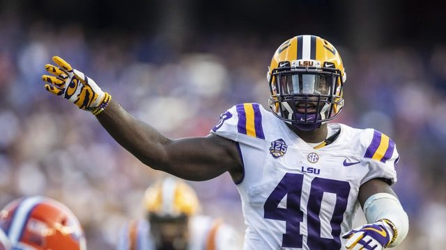 Jaguars path to the draft | The case for LB Devin White at No. 7
