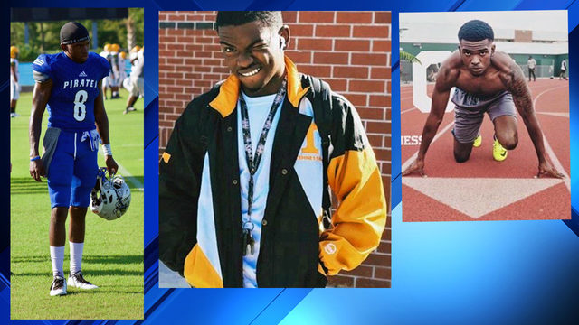Palm Coast athlete's mom says son was destined for greatness