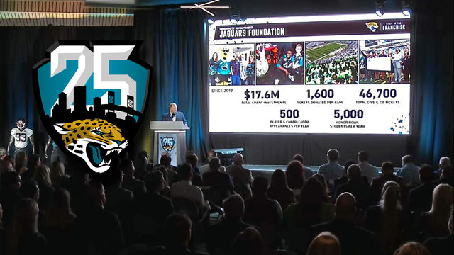 Jaguars seeking stadium renovations, update development plans