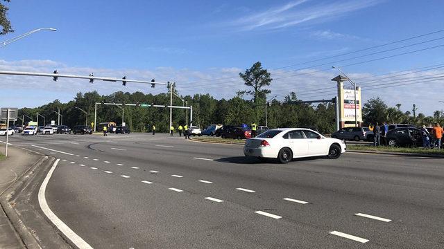 Woman killed in Arlington school bus crash