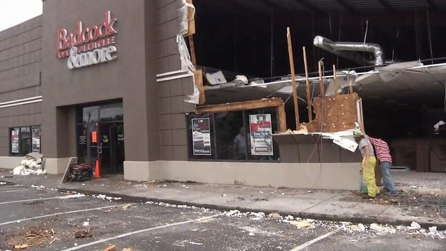 NWS: Tornado touches down in Southeast Georgia