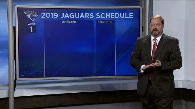 Predicting the Jaguars' record