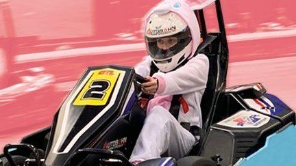 Celebrate Easter go-kart racing at Autobahn Indoor Speedway