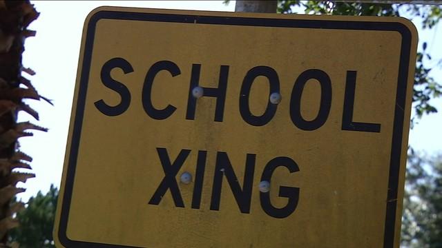 Safe zone: Agencies cracking down on speeders around schools