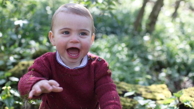 Prince Louis isn't a baby anymore. He turns 1 on Tuesday.