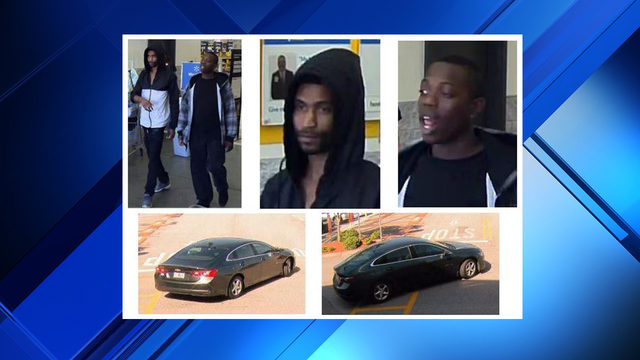 Jacksonville Beach police: 2 sought in robbery that left 1 injured