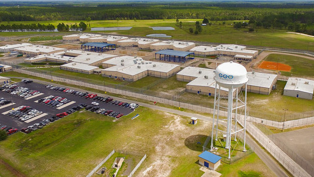 'Large altercation' at private prison in Folkston contained