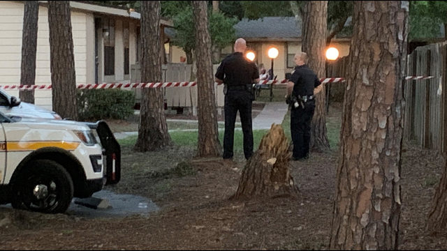 Police investigating child's death at Southside apartment complex