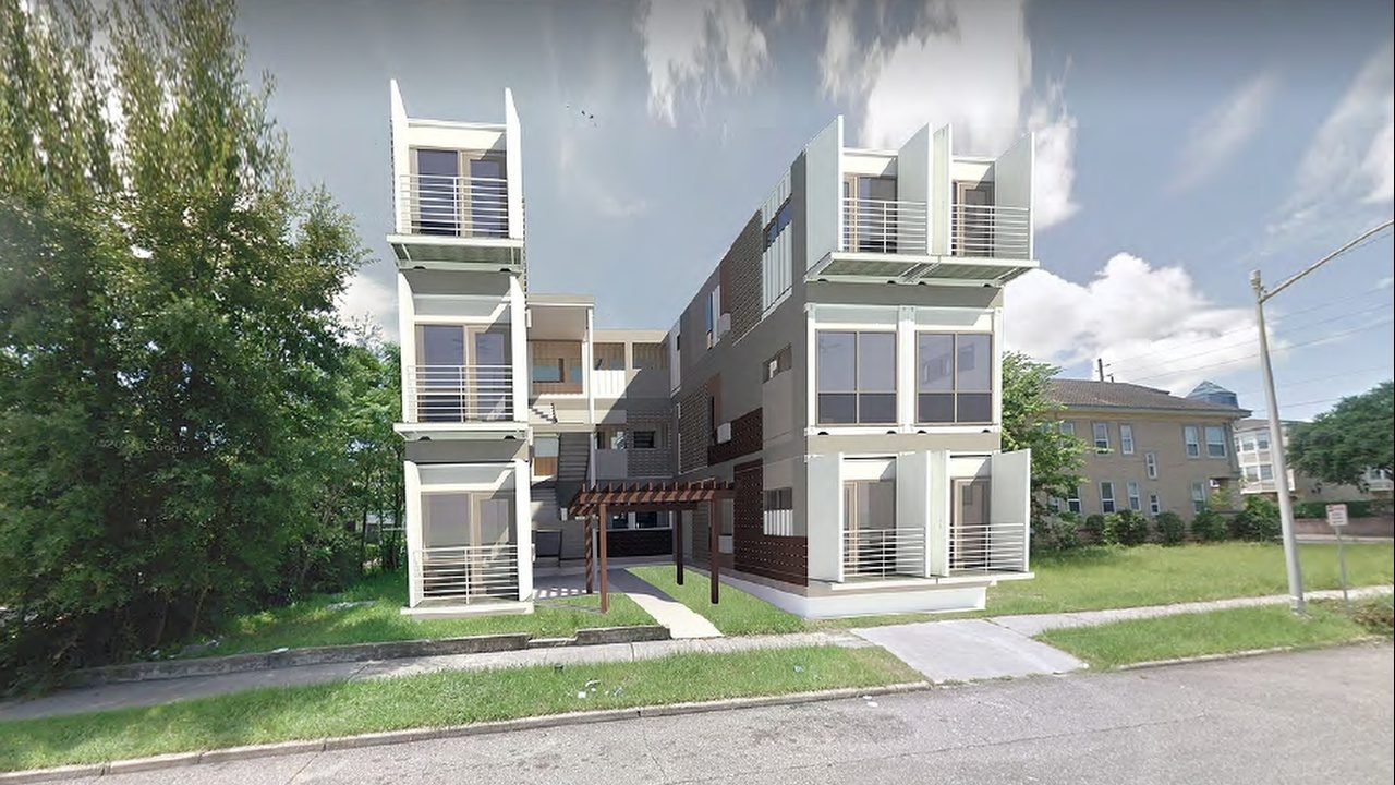 Report: 'Shipping container apartments' coming to Jacksonville