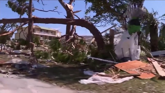 Florida officials cheer passage of federal disaster relief bill