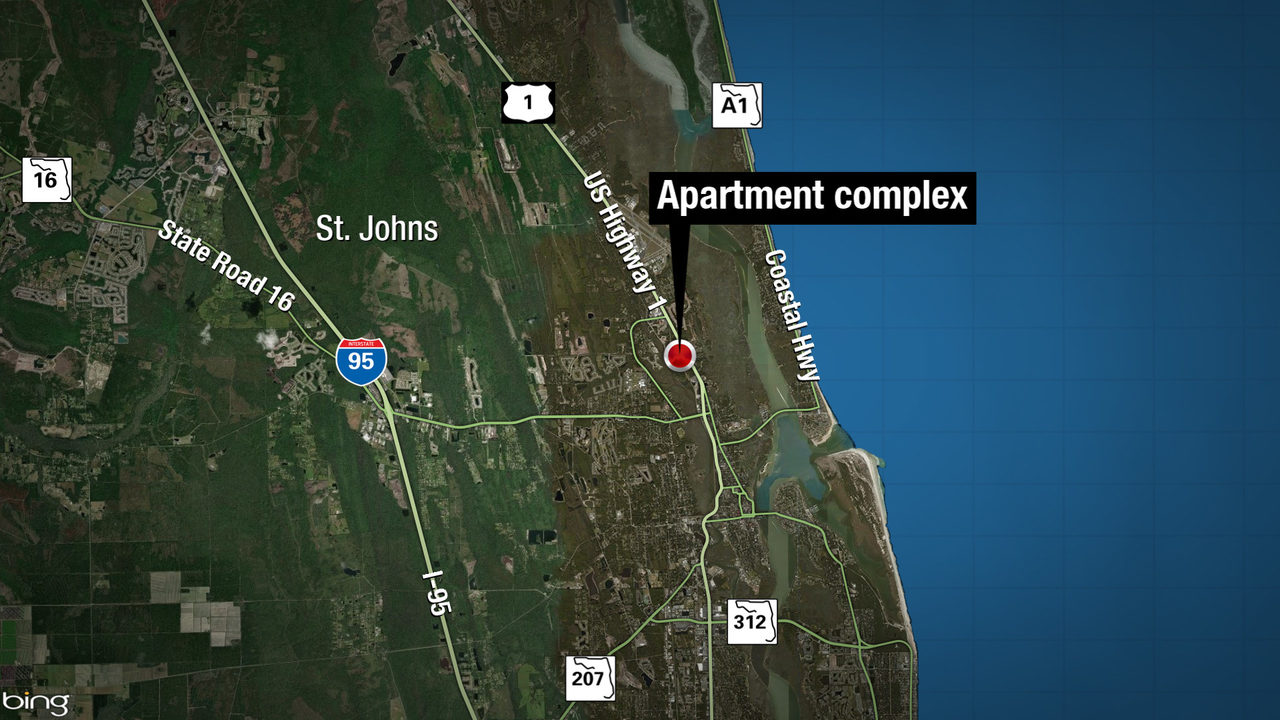 3 Cars Stolen From St Augustine Apartment Complex