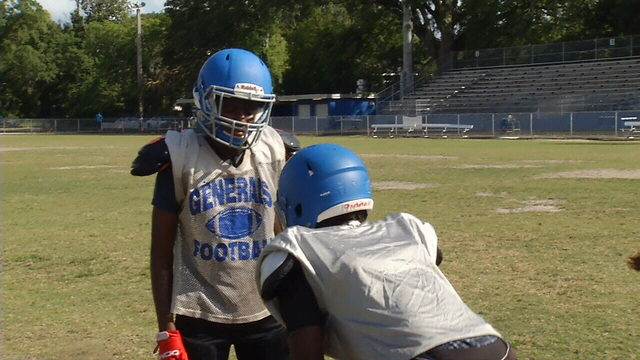 Spring swing football: Lee expects to compete for a state title