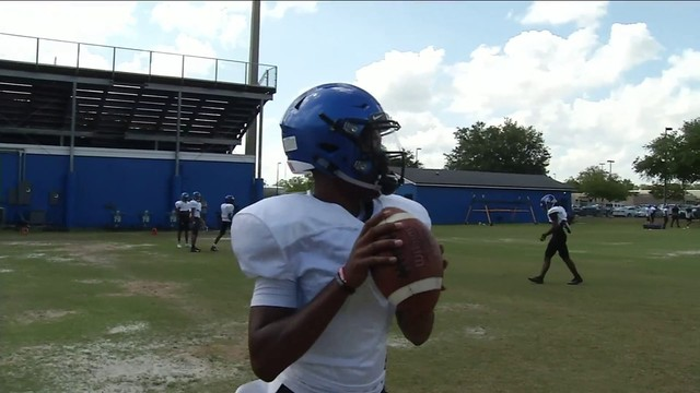 News4Jax Super 10 football: Trinity opens first poll at the top