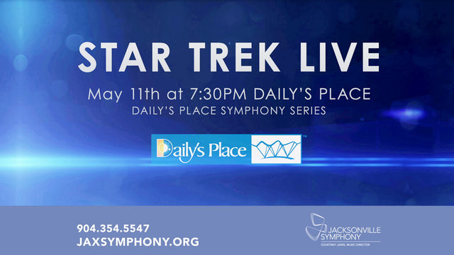 Win tickets to Star Trek Live with Jacksonville Symphony