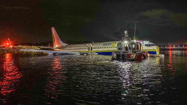 Passenger sues Miami Air over injuries from 737 crash