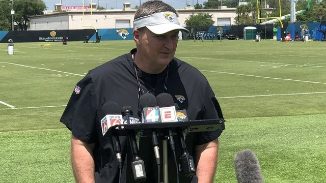 Marrone: Jaguars will support Telvin Smith anyway they can