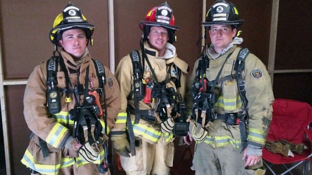 New device could help firefighters avoid heart attacks