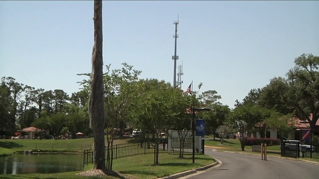 PGA hits 'pause button' on cell tower near Bolles Lower School