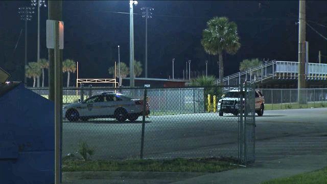 Student shot outside Terry Parker High football game Friday night