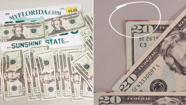 St. Augustine police: Fresh smell leads to discovery of $800 in fake bills