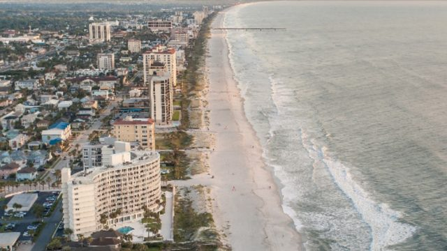 Jacksonville Beach named 1 of nation's best restored beaches