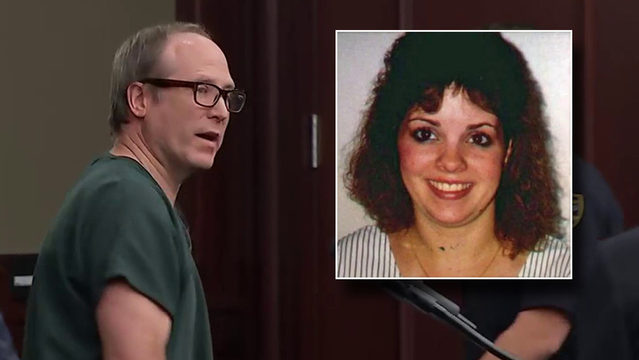 Wife killer sentenced to life in prison in 1993 cold case