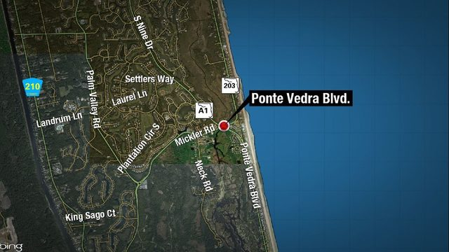 Teen jogging on A1A hit by pickup truck in critical condition