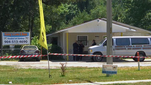 Police: Infant found after 5 hours in day care van dies