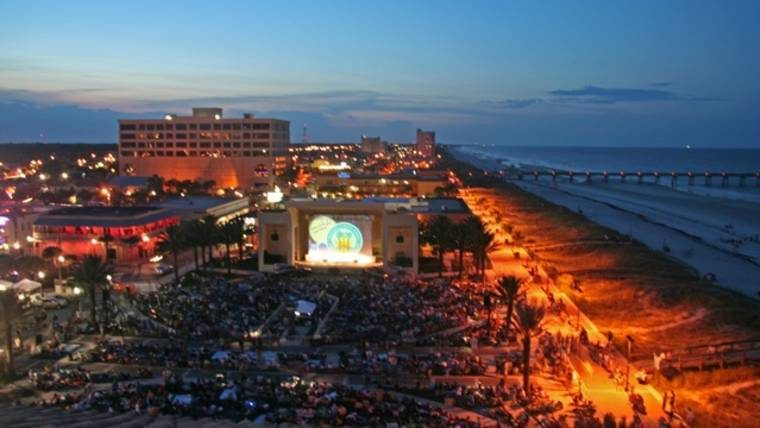 Moonlight Movies - Jacksonville Beach