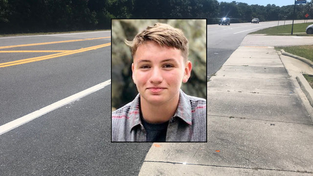 Teen dies after being hit by pickup truck while jogging on A1A