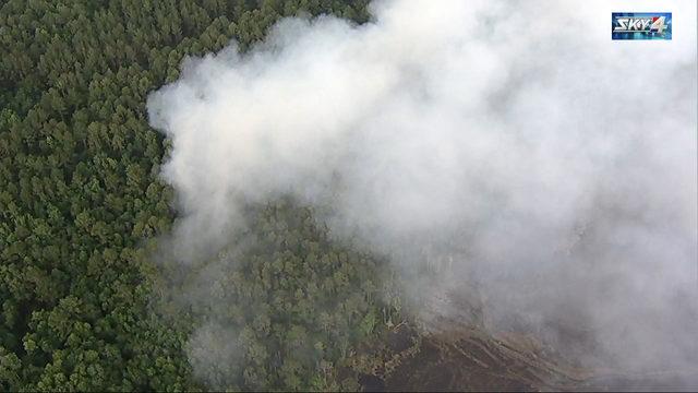 Burn ban in effect for Nassau County, Duval burn ban always in effect