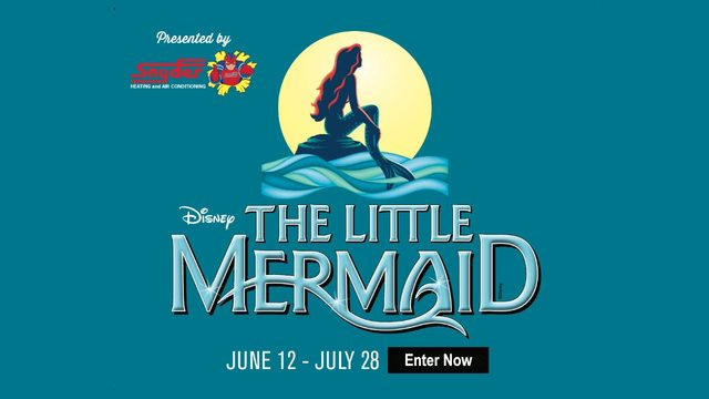 The Little Mermaid Ticket Sweepstakes