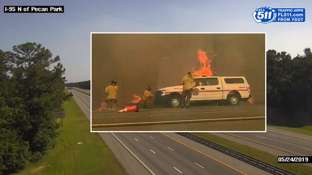 I-95 southbound open again&#x3b; FHP says NB lanes will reopen later today