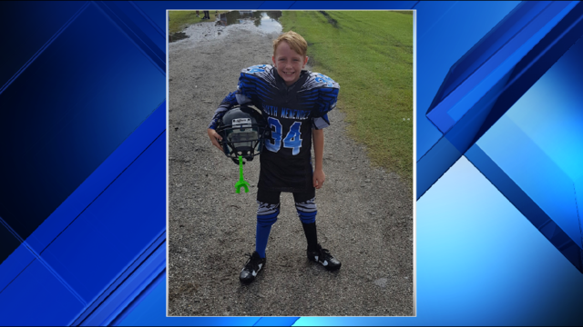 Community rallies around family after death of 9-year-old boy