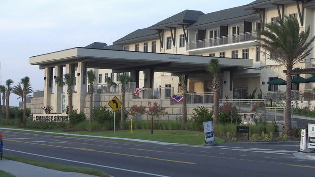Fugitive arrested at St. Augustine Beach hotel