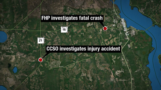 FHP: Car hits motorcyclist, kills 67-year-old Middleburg man