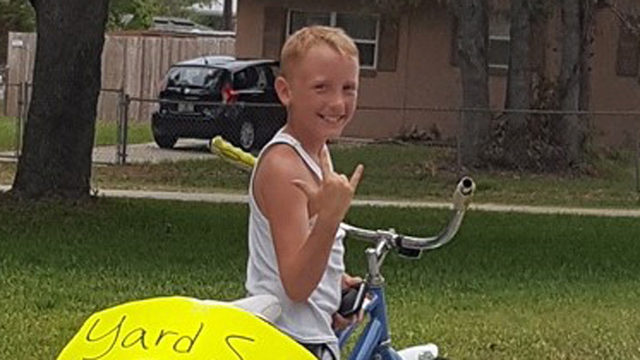 Neighbors remember 9-year-old who they all knew and loved
