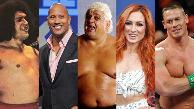 Heroes & Heels: Counting down the top 100 pro wrestlers of all time