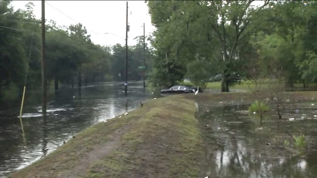 Tired of flooding in McCoys Creek? Grant could make a difference