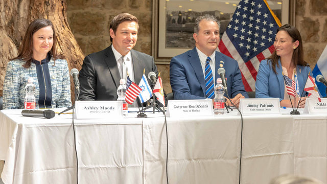 DeSantis: Cabinet critics trying to cause a 'ruckus'