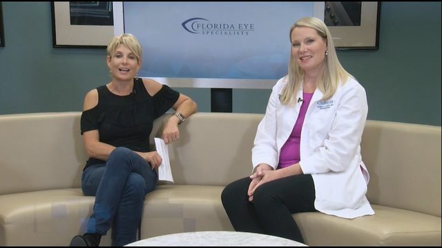 Medical Minute: Recovery from Cataracts