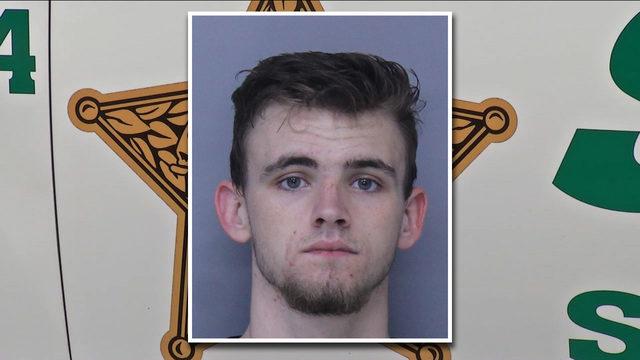 Deputies: Florida man calls 911 to brag after fleeing traffic stop