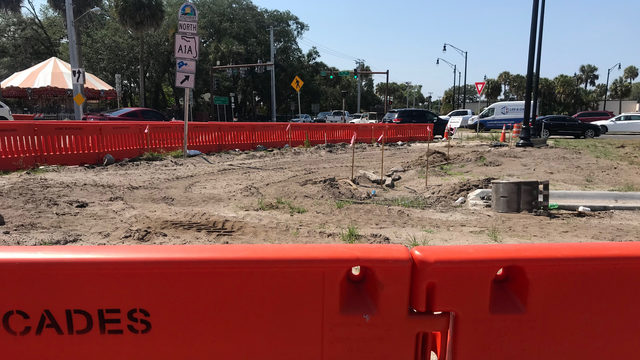 Here's why St. Augustine intersection improvements are behind schedule