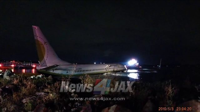 Body camera footage shows emergency response after plane hits St. Johns