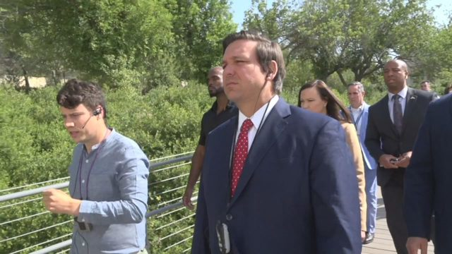 DeSantis and Florida Cabinet wrap up Israel trip